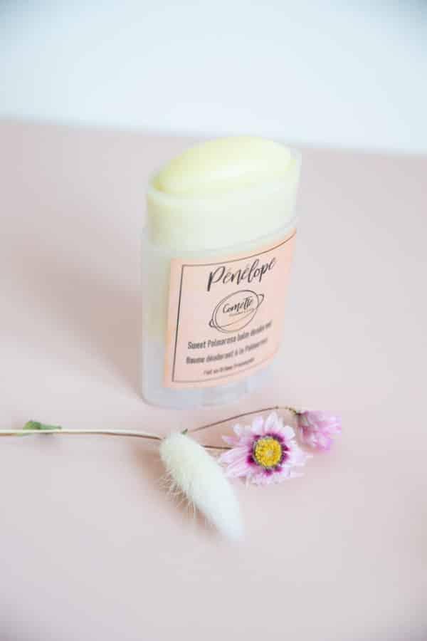 penelope déodorant à la palmarosa