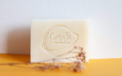 Cocoon notre savon tout doux ☁️